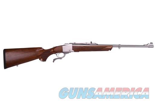 Ruger K1 Sport .30-30 Stainless Walnut 21317 NEW  Guns > Rifles > Ruger Rifles > #1 Type