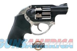 Ruger LCR .38SPEC 5425 Green CAMO NEW  Guns > Pistols > Ruger Double Action Revolver > LCR