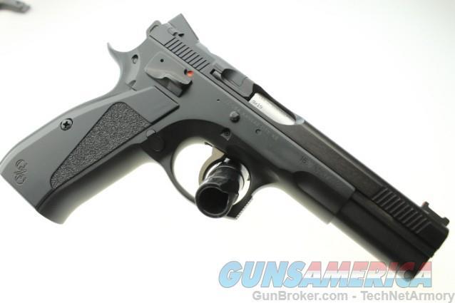 CZ Custom Bull Shadow Optics Ready 91733 EZ PAY $219  Guns > Pistols > CZ Pistols