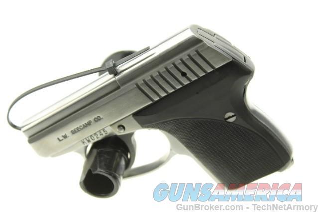 SeeCamp LWS-25 .25ACP New Sealed Box Ships Today!  Guns > Pistols > Seecamp Pistols
