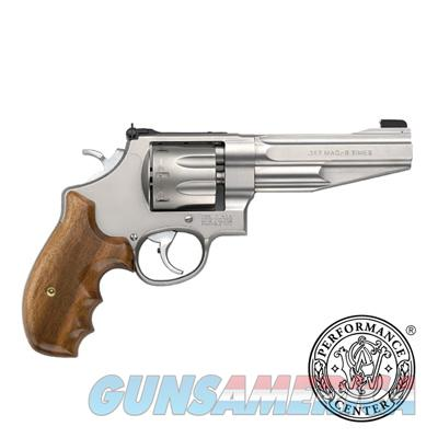 "S+W 627 .357MAG 5"" 8-Rnd NEW 170210 M627 357  Performance Center  Guns > Pistols > Smith & Wesson Revolvers > Performance Center"