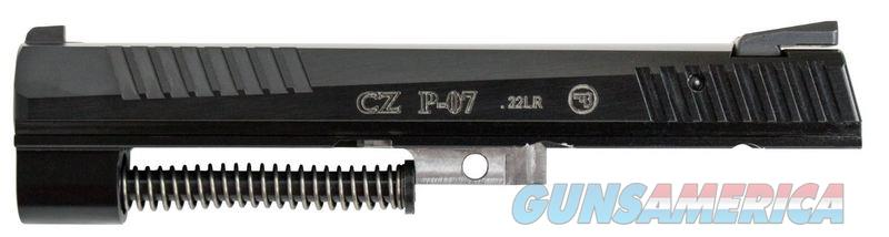 CZ P-07 Kadet Adapter .22LR 01615 (Slide+Mags Only)  Non-Guns > Gun Parts > Misc > Pistols