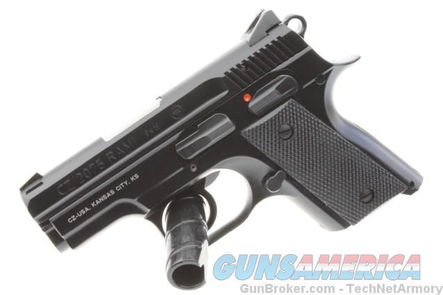 CZ 2075 RAMI 9mm Blk 10/14 rnd 91750  Guns > Pistols > CZ Pistols