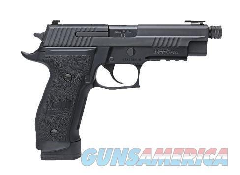 SIG P226 TACOPS Thrd'd 9MM 226R-9-TACOP-TB FREE SHIP  Guns > Pistols > Sig - Sauer/Sigarms Pistols > P226
