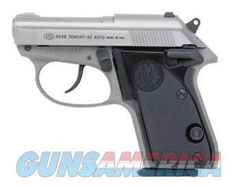 Beretta Tomcat INOX .32ACP J320500 NEW  Guns > Pistols > Beretta Pistols > Small Caliber Tip Out