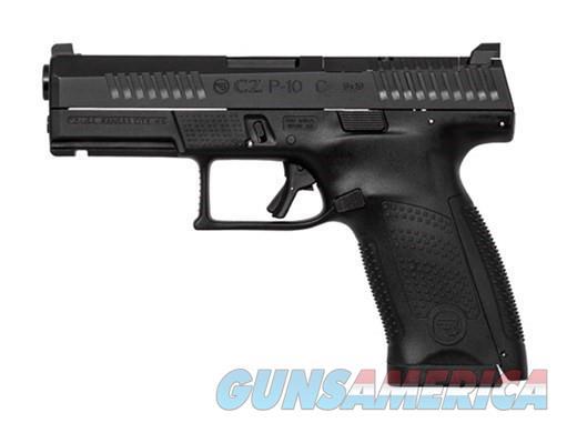 CZ P-10C Optic Ready 9MM 95130 EZ PAY $54  Guns > Pistols > CZ Pistols