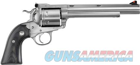 Ruger Super Blackhawk Bisley Hunter 0862 .44MAG   w/ rings  Guns > Pistols > Ruger Single Action Revolvers > Blackhawk Type