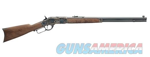 "Winchester 1873 Sprtr .45COLT 24"" CH OCT 534217141  Guns > Rifles > Winchester Replica Rifle Misc."