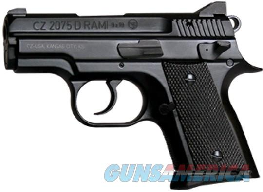 CZ-USA 2075 RAMI 9MM NEW 91754 EZ PAY $56  Guns > Pistols > CZ Pistols