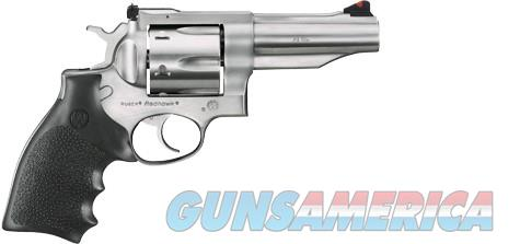 "Ruger Redhawk 4"" SS .45COLT 5027 NEW  Guns > Pistols > Ruger Double Action Revolver > Redhawk Type"