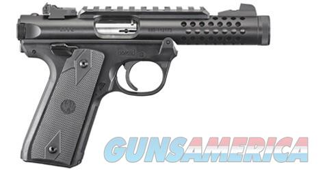 "Ruger 22/45 4.4"" Bbl Mark IV .22LR 43906 NEW  Guns > Pistols > Ruger Semi-Auto Pistols > Mark I/II/III/IV Family"