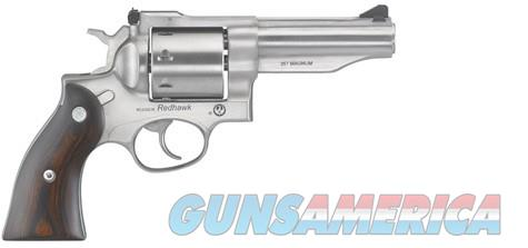 "Ruger Redhawk 4.2"" SS 8-Rnd 5059 NEW  Guns > Pistols > Ruger Double Action Revolver > Redhawk Type"
