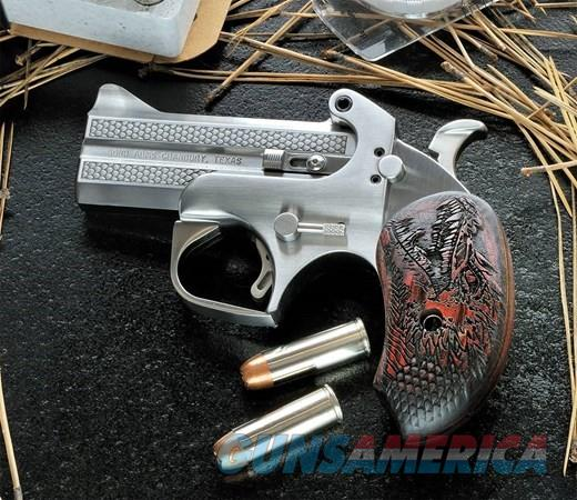 Bond Dragon Slayer s/n303 .357MAG TALO NEW 357  Guns > Pistols > Bond Derringers