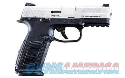FNH FNS-40 .40S+W Stainless NEW 66943 FNS 40  Guns > Pistols > FNH - Fabrique Nationale (FN) Pistols > FNS