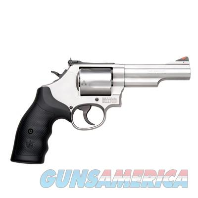S+W Model 69 .44MAG NEW for 2014 162069     Guns > Pistols > Smith & Wesson Revolvers > Full Frame Revolver