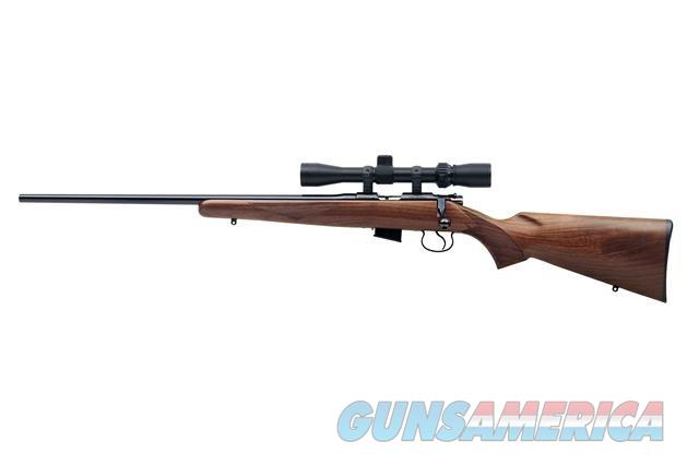 CZ 452 LEFT Hand American .22LR NEW 02017   (NO Scope Included)  Guns > Rifles > CZ Rifles