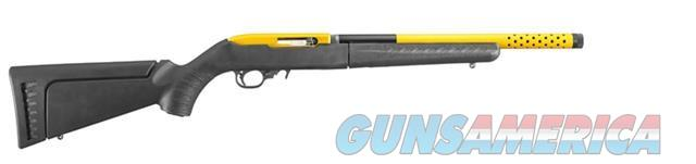 Ruger 10/22 Takedown Lite Yellow 21165 .22LR  Guns > Rifles > Ruger Rifles > 10-22
