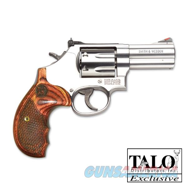 "S+W 686 Plus 686+ TALO 3"" .357MAG NEW 150713 357     Guns > Pistols > Smith & Wesson Revolvers > Full Frame Revolver"
