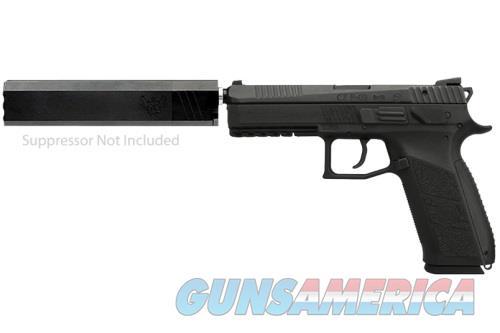 CZ P-09 P09 Threaded 9MM 91640    Guns > Pistols > CZ Pistols