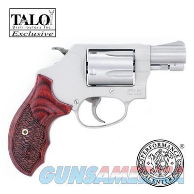 S+W Performance Center Model 637 NEW .38SP 170349     Guns > Pistols > Smith & Wesson Revolvers > Pocket Pistols