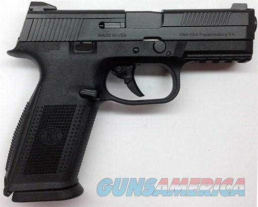 FN FNS-9 9MM 17+1 66752  Guns > Pistols > FNH - Fabrique Nationale (FN) Pistols > FNS