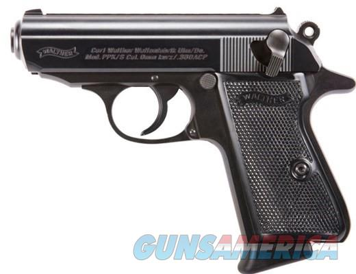 Walther PPK/S .380ACP Blue 4796006 EZ PAY $68  Guns > Pistols > Walther Pistols > Post WWII > PPK Series