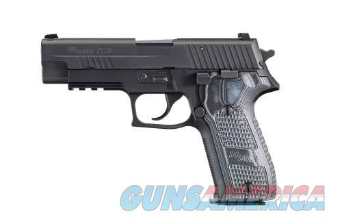 SIG P226 226R-9-XTM-BLKGRY 9MM NEW  Guns > Pistols > Sig - Sauer/Sigarms Pistols > P226