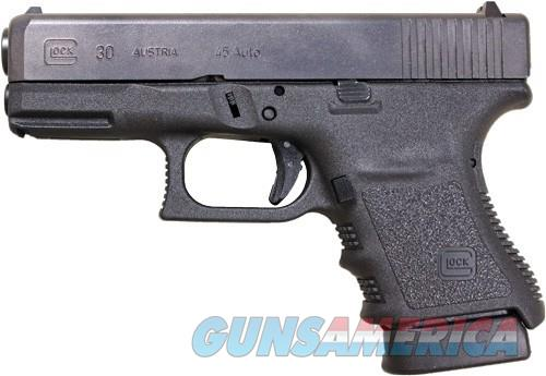 Glock 30 FS .45ACP PI3050201 NEW  Guns > Pistols > Glock Pistols > 29/30/36