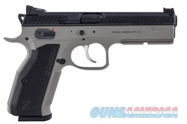 CZ Shadow 2 Urban Grey 9MM 91255 NEW  Guns > Pistols > CZ Pistols