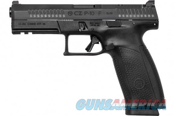 CZ P-10F Full Size 9MM 95150 Optic Rdy EZ PAY $56  Guns > Pistols > CZ Pistols