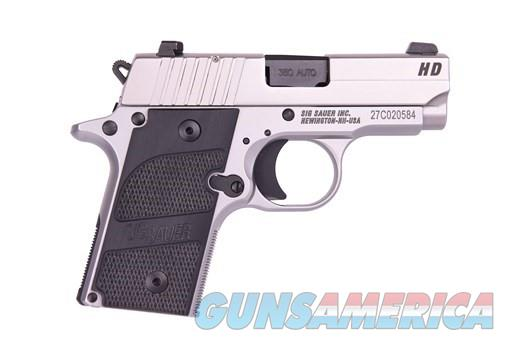 Sig P238 Stainless + Laser 238-380-SP-3 EZ PAY $56  Guns > Pistols > Sig - Sauer/Sigarms Pistols > P238