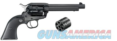 "Ruger Single Six Convertible 5.5"" .22LR/WMR 0629     Guns > Pistols > Ruger Single Action Revolvers > Blackhawk Type"