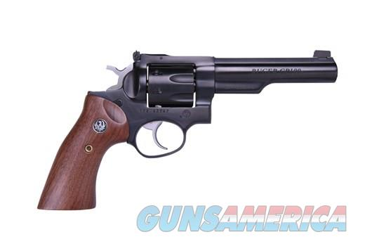 "Ruger GP-100 5"" Blue Half Lug .327FED 1769 NEW  Guns > Pistols > Ruger Double Action Revolver > GP100"