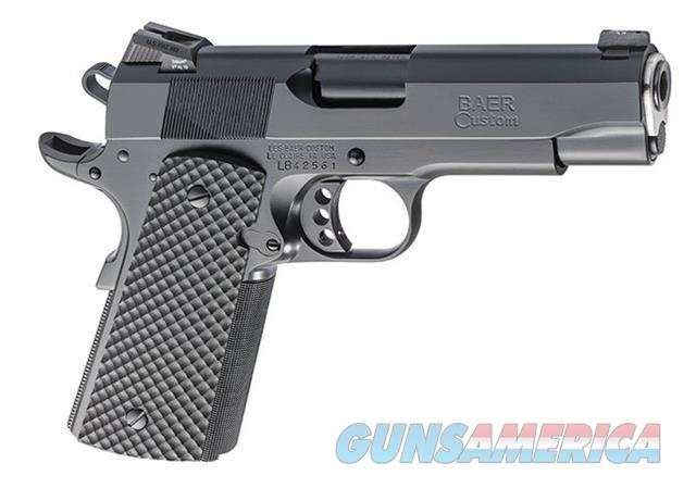 "Les Baer 1911 BLACK BAER Commanche 9mm 4.25"" NEW  Guns > Pistols > Les Baer Pistols"