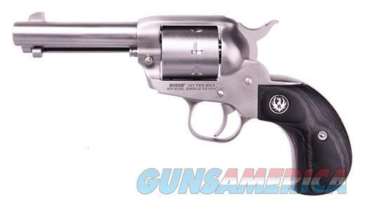 "Ruger Single Seven 3.75"" .327FED Birdshead 8163  Guns > Pistols > Ruger Single Action Revolvers > Single Six Type"