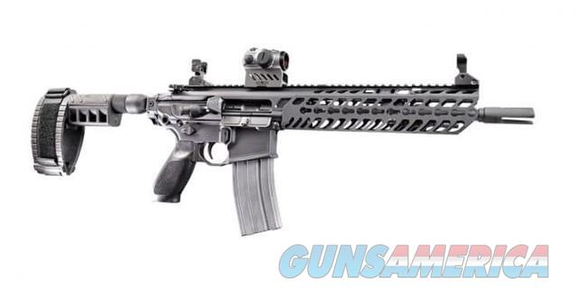 SIG MCX Pistol 5.56 w/ ROMEO4 5.56MM PMCX-11B-PSB  Guns > Pistols > Sig - Sauer/Sigarms Pistols > Other
