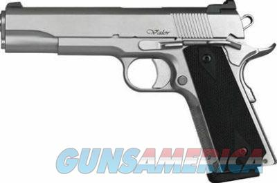 "Dan Wesson Valor 10mm 5"" Stainless 8+1 NEW 01862  Guns > Pistols > Dan Wesson Pistols/Revolvers > 1911 Style"