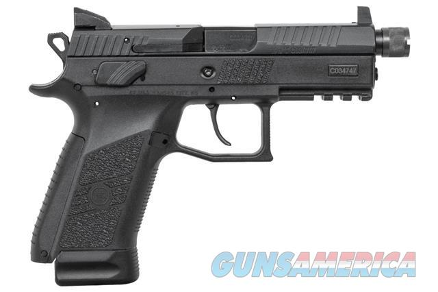 CZ P-07 Threaded BlackTritium 9MM 91289  Guns > Pistols > CZ Pistols