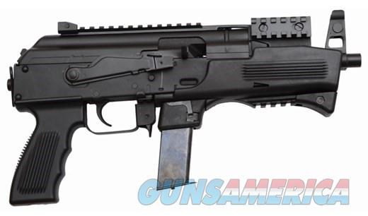 Charles Daly AK-9 9MM 440.071 W/ Adapter for Either Glock or Beretta Mags  Guns > Pistols > Charles Daly Pistols > Auto