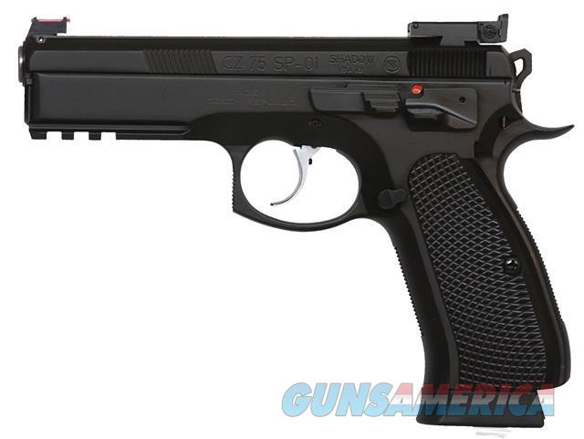 CZ Shadow Target II 9MM NEW 91760 CZ Custom NEW     Guns > Pistols > CZ Pistols