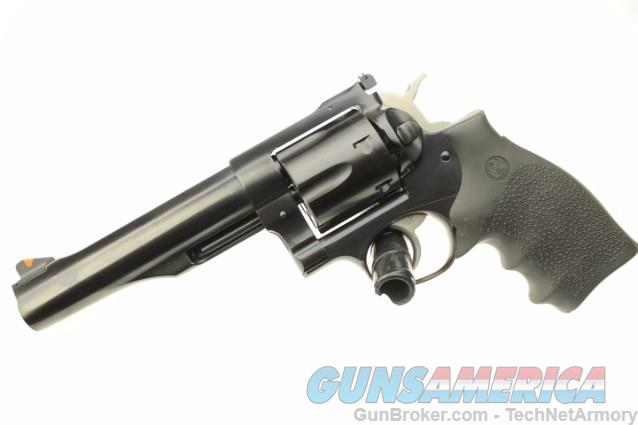 "Ruger Redhawk 5.5"" BLUE Hogue Grp .44MAG 5036  Guns > Pistols > Ruger Double Action Revolver > Redhawk Type"
