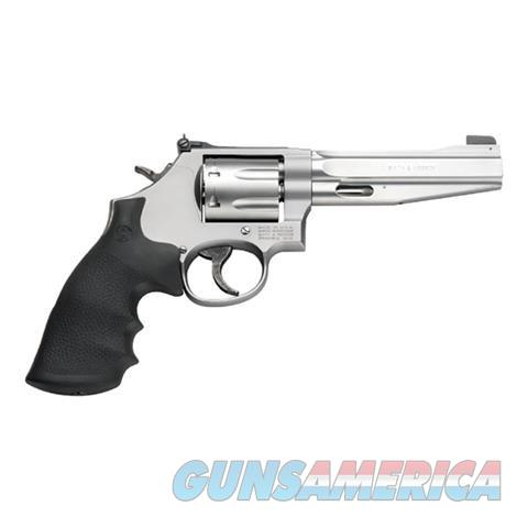 S+W 686+ PRO SERIES.357MAG w/moon clips 178038 NEW     Guns > Pistols > Smith & Wesson Revolvers > Full Frame Revolver