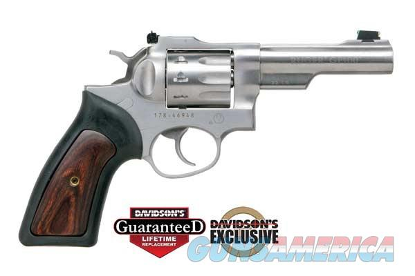 "Ruger GP100 4.2"" Stainless .22LR 1766 NEW  Guns > Pistols > Ruger Double Action Revolver > GP100"