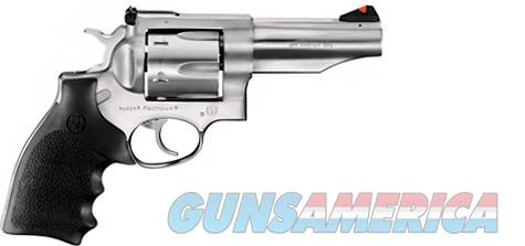 "Ruger Redhawk .44MAG 4.2"" Stainless 5026 $15 Ship    Guns > Pistols > Ruger Double Action Revolver > Redhawk Type"