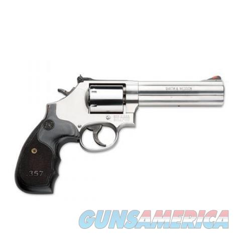 "S+W 686 5"" Unfluted 150854 .357MAG NEW 357  Guns > Pistols > Smith & Wesson Revolvers > Full Frame Revolver"