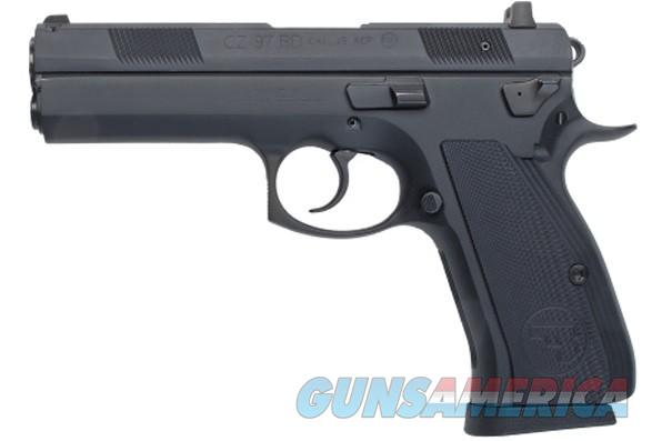 CZ-USA 97BD NEW 01416 Tritium Night Sights Decocker .45ACP NO CC FEE  Guns > Pistols > CZ Pistols