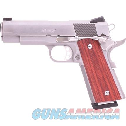 Les Baer Custom Carry Commanche Stainless .45ACP  Guns > Pistols > Les Baer Pistols