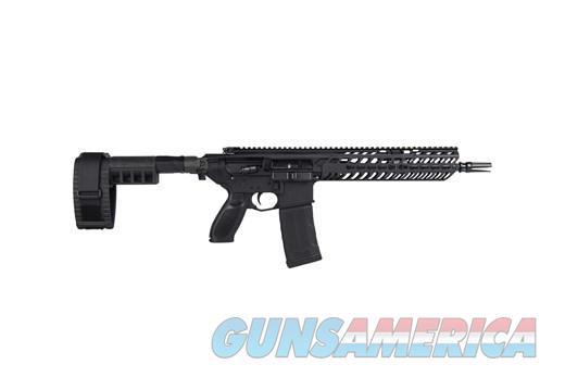 "Sig MCX Hybrid Pistol 9"" .300BLK w/Brace NEW PMCX-300B-9B-TFSAL-400  Guns > Pistols > Sig - Sauer/Sigarms Pistols > 556"