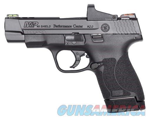 S+W Shield Perf Ctr +Optic .40S+W 11798 EZ PAY $73  Guns > Pistols > Smith & Wesson Pistols - Autos > Polymer Frame
