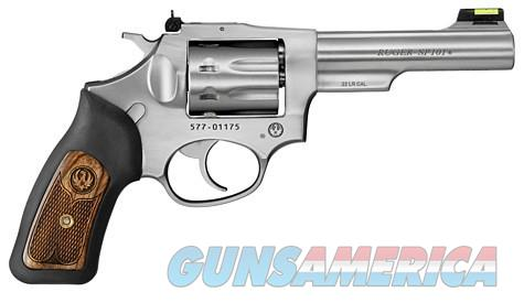 "Ruger SP101 4.2"" .22LR NEW 5765     Guns > Pistols > Ruger Double Action Revolver > SP101 Type"